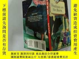 二手書博民逛書店Shadows罕見on the Barn:谷倉上的影子Y200392