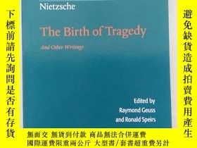 二手書博民逛書店Nietzsche:罕見The Birth of Tragedy