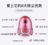 吸塵器家用手持式超靜音迷你強力除地毯大功率小型吸塵機