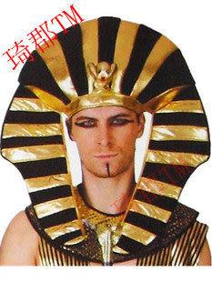 cos服裝舞會帽子埃及王子