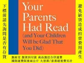 二手書博民逛書店The罕見Book You Wish Your Parents Had ReadY364153 Philipp