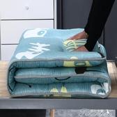 床墊-床墊軟墊加厚租房專用學生宿舍單雙人床褥子家用墊 提拉米蘇 YYS