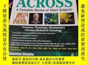 二手書博民逛書店ACROSS罕見A Complete Review of sho