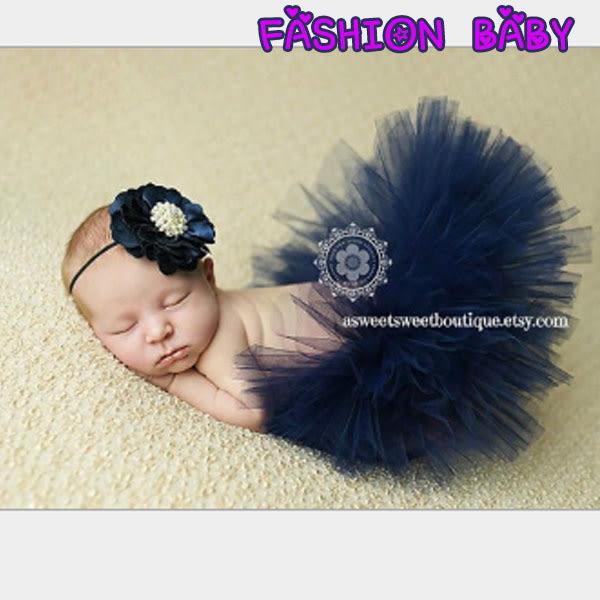 兒童攝影服裝 新生兒蓬蓬裙 嬰兒兔兔裙 影樓拍照澎澎裙 Fashion Baby