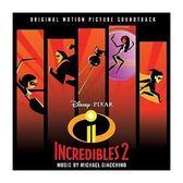 超人特攻隊 2 電影原聲帶 CD The Incredibles 2 OST (OS小舖)