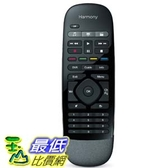 [美國直購] Logitech Harmony Smart Control 罗技智能遙控器 with Smartphone App and Simple Remote - Black