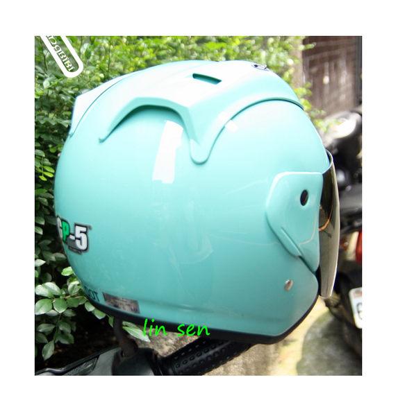 GP-5安全帽,612 素色/蒂芬妮綠