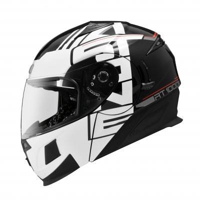 ASTONE RT1000 AB9 內襯全可拆洗 雙層鏡片 遮陽鏡片 全罩式 全罩 安全帽 素黑白 黑白