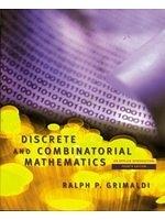 二手書博民逛書店《Discrete and Combinatorial Math