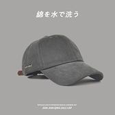 帽子男潮ins夏季棒球帽年輕時尚日系百搭鴨舌帽新款潮流防曬帽女13 幸福第一站