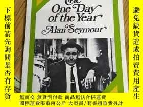 二手書博民逛書店【英文原版】The罕見One Day of the Year(一