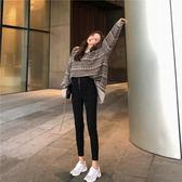 牛仔窄管褲 秋冬季高腰修身小腳女時尚百搭緊身顯瘦鉛筆休閒 新主流