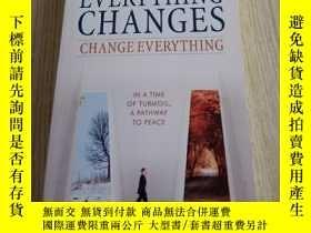 二手書博民逛書店When罕見Everything Changes, Change