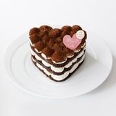 【Kiseki-Bakery】提拉提斯6吋愛心型