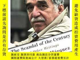 二手書博民逛書店The罕見Scandal Of The Century And Other WritingsY256260 G