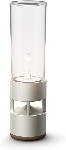 SONY【日本代購】無線玻璃喇叭/高分辨率/帶藍牙/LED燈/ LSPX-S1