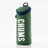 CHUMS Eco Cylinder Pouch 收納包 森林綠 CH602479M021【GO WILD】【GO WILD】