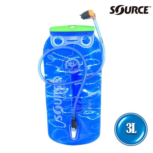 SOURCE 抗菌水袋Widepac LP2061880203 (20) (3L) / 城市綠洲(單車.登山.慢跑.健行用)