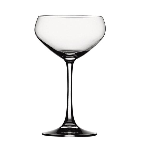 知名德國精工酒杯【Spiegelau】SpezialGlaser系列 淺碟香檳杯-68418