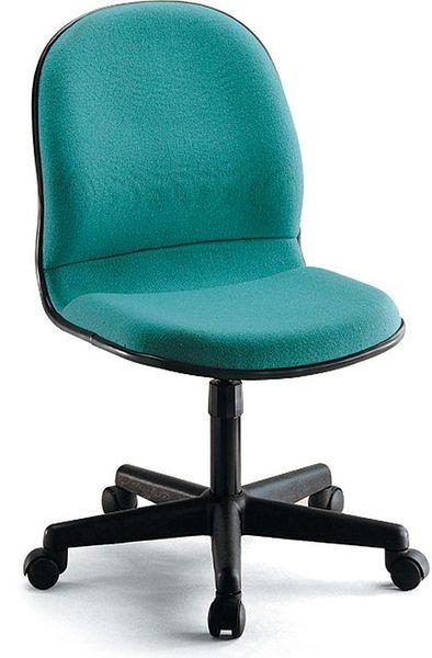 HY-Y178-7 辦公椅(綠布面/PU泡棉)