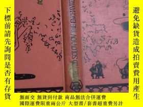 二手書博民逛書店the罕見enchanted prince 被 的王子 英語原版精裝小說 經 典道林紙印刷Y490 原版書 原