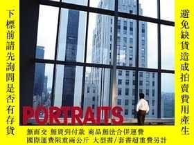 二手書博民逛書店Portraits罕見of the New Architectu