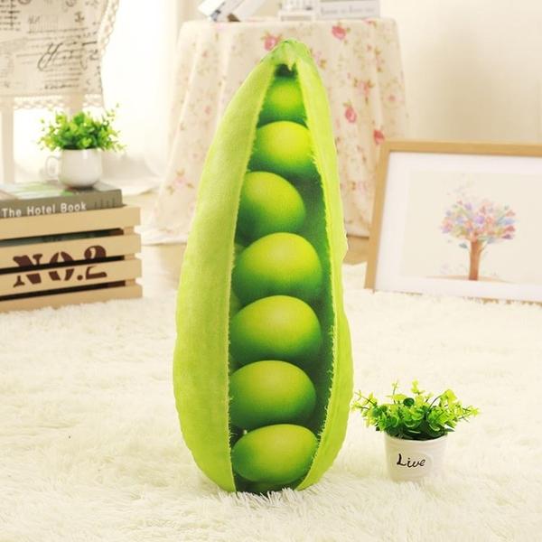 午睡枕 創意仿真蔬菜生姜抱枕3D毛絨趴睡枕食物辦公室午休棉靠背腰靠墊 限時8折