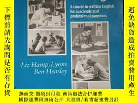 二手書博民逛書店Study罕見Weiting A course in written English for academic a