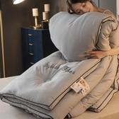 棉被 大豆纖維被被子冬被全棉加厚保暖10斤棉被被芯雙人單人春秋太空被 雙十一特貨