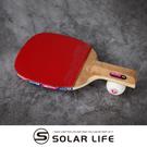 蝴蝶牌 BUTTERFLY 檜木桌球拍正手板NAKAMA P-5.乒乓球直板直拍