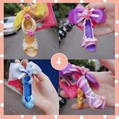 【現貨】東京迪士尼 海洋迪士迪尼公主 迪士尼公主珍藏鞋子吊飾 長髮公主 灰姑娘 貝兒