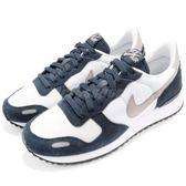 Nike 休閒慢跑鞋 Air VRTX 藍 白 麂皮 復古外型 運動鞋 男鞋【PUMP306】 903896-400