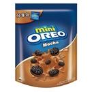 迷你奧利奧巧克力夾心餅乾-摩卡【愛買】