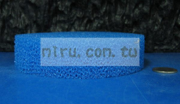 【西高地水族坊】德國EHEIM伊罕 藍餅濾棉(2入)(2217用)