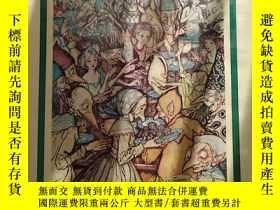 二手書博民逛書店Fairy罕見Tales by Hans Anderson 安徒