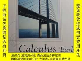 二手書博民逛書店Calculus罕見early TranscendentalsY350765 Dale Verberg Pea