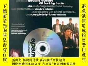 二手書博民逛書店【罕見】Play Guitar With... Suede ;1999年出版Y171274 Music Sa