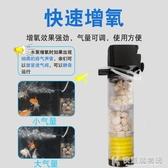 魚缸過濾器循環泵三合一免換水內置凈水神器增氧圓形小型潛水水泵 快意購物網