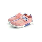中童 日本 IFME 花卉 健康 輕量 機能 跑步鞋《7+1童鞋》C404 粉色