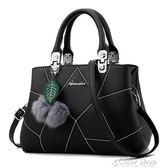 女士包包新款時尚中年女包媽媽包單肩包斜背包手提包韓版color shop