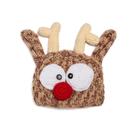 寶寶團拍。小麋鹿造型針織帽/毛帽(AX41010) *繪米熊童裝*