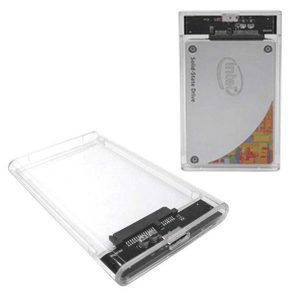 【3期零利率】全新 HD-T1 Unitek USB 3.0 透明殼外接硬碟盒 大容量傳輸 透視設計 即插即用