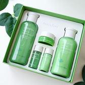 韓國 innisfree 綠茶精華平衡保濕套組(5件組) 化妝水 乳液 面霜 乳霜 綠茶化妝水 綠茶乳液 綠茶面霜