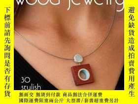二手書博民逛書店Wood罕見JewelryY364682 Terry Taylor Lark Books 出版2010