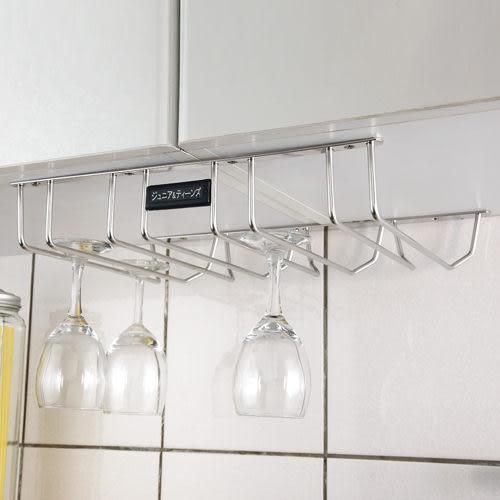 杯架 瀝水架【D0011】不鏽鋼四列高腳杯架 MIT台灣製 完美主義