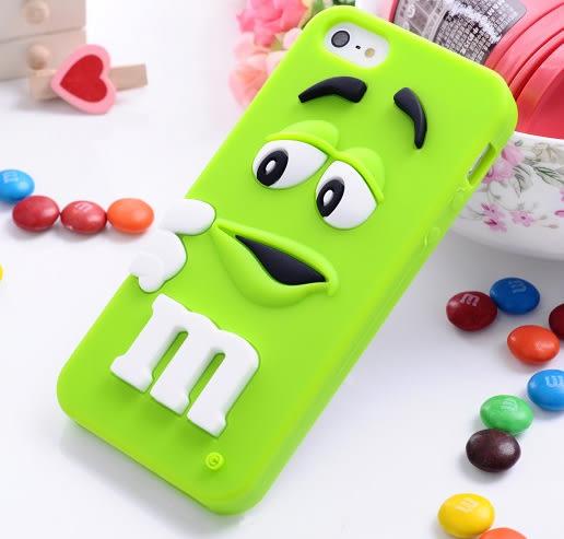 彩虹豆 小米機 小米3 手機套 手機殼 手機保護套 軟套
