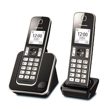 Panasonic國際牌 DECT數位無線子母電話KX-TGD312TW 2015年公司貨新機上市