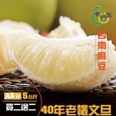 普明園.買二送二AA級台南麻豆40年老欉文旦(5台斤/箱)﹍愛食網