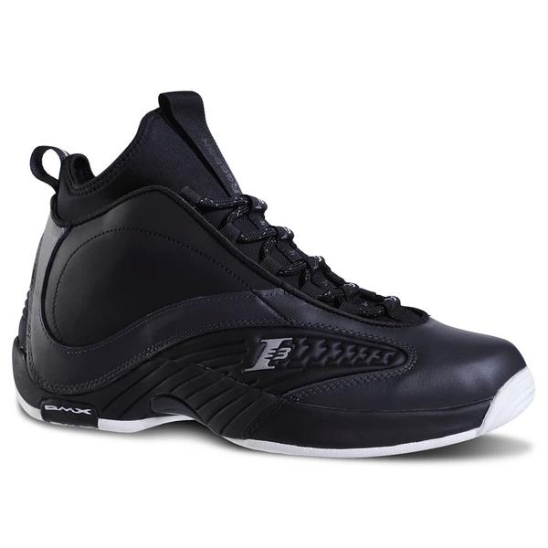 REEBOK ANSWER IV.V 男鞋 籃球 高筒 艾佛森 明星款 包覆 避震 黑【運動世界】CN6849