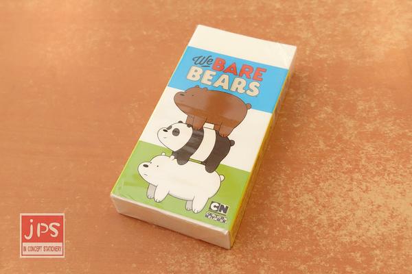 熊熊遇見你 超大橡擦 疊疊樂
